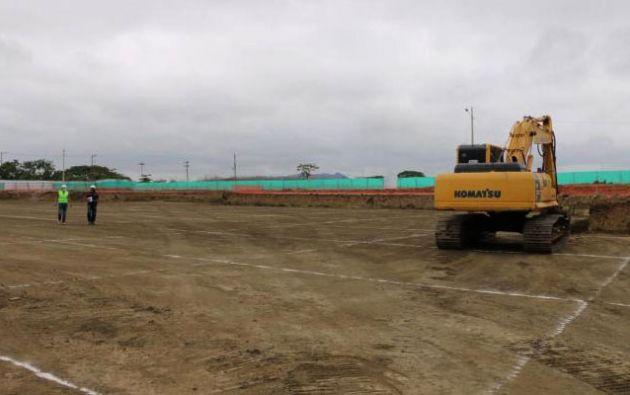 Se investiga un presunto delito de lavado de activos en la construcción del Hospital Básico de Pedernales.