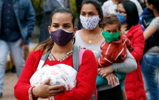 La cuarentena en Venezuela combina semanas de flexibilización con otras de cierre de la economía.Foto: EFE