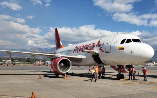 En 2019, el 17% del total de pasajeros de vuelos internacionales registrados en Quito viajó en esta ruta.