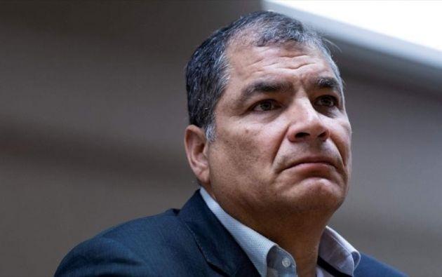 Correa reside en Bélgica desde 2017, y no ha regresado al país desde que en 2018 comenzaron a abrirse procesos de investigación contra él.