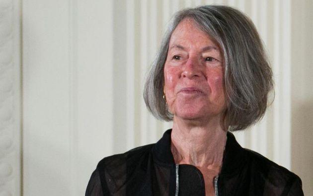Louise Glück, es autora de una extensa obra lírica y ensayística. Foto: EFE