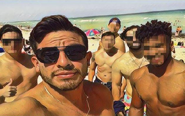 """""""Hoy soy yo mañana puedes ser tú"""", adelantó Salcedo desde la prisión, en referencia a su lema de campaña."""