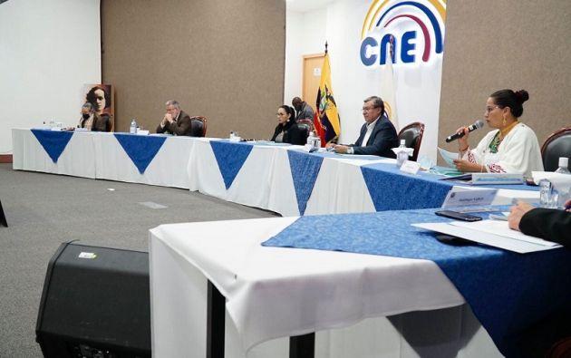 El CNE lleva adelante el proceso de calificación oficial, que podría ser apelada ante el Tribunal Contencioso Electoral (TCE).