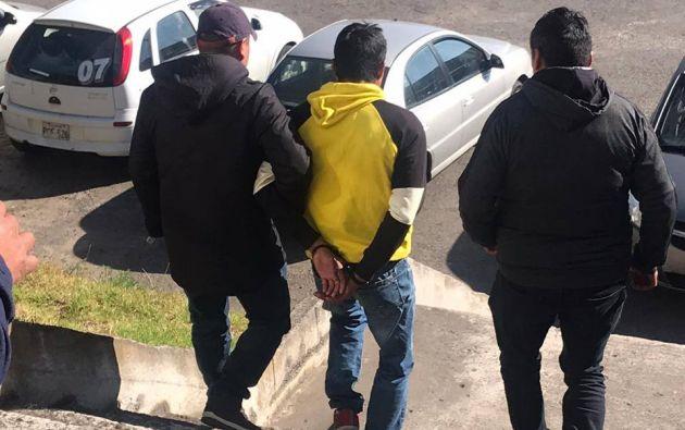 Luis Guillermo Ch. C. fue detenido a inicios de 2020 y ya tiene tres sentencias por violación en su contra.