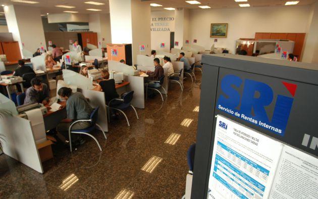 Luego de que el SRI retomó los procesos de devoluciones de impuestos, desde el 05 de octubre, se gestionaron cerca de 274.000 acreditaciones. Foto Vistazo.