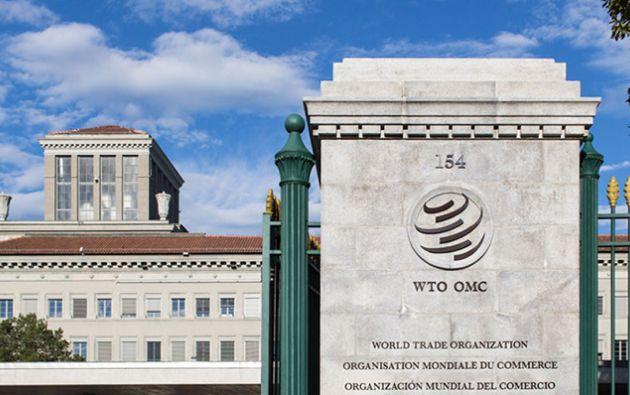 Edificio de la Organización Mundial de Comercio (OMC). Foto: OMC