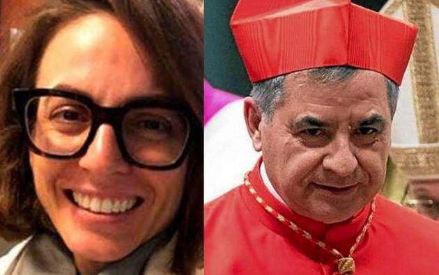 """El Vaticano confirmó la emisión de la petición de arresto para la """"Dama del Cardenal"""", como la ha llamado la prensa italiana, """"bajo los delitos de malversación y apropiación grave ilegal en colaboración con otras personas actualmente no identificadas""""."""