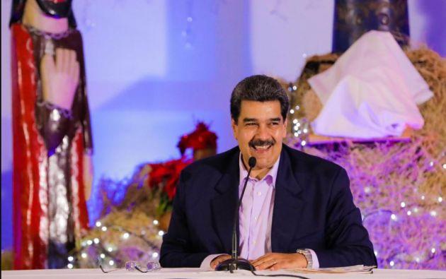 """""""Impulsamos la soberanía alimentaria"""", señala el slogan del chavismo como fundamento de la decisión."""
