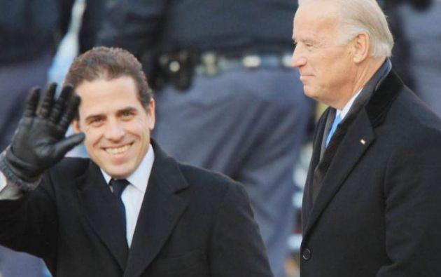 El medio reveló información de Hunter Biden, el hijo del candidato demócrata a la Presidencia de EE.UU.