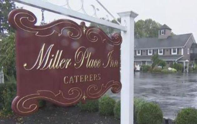 La fiesta de 'Sweet 16' fue celebrada el 25 de septiembre en el Miller Place Inn de Long island.