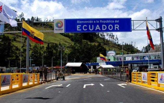 """El presidente colombiano Iván Duque advirtió que la """"reactivación segura"""" depende de los ciudadanos y """"de los controles compartidos"""" con las autoridades ecuatorianas."""