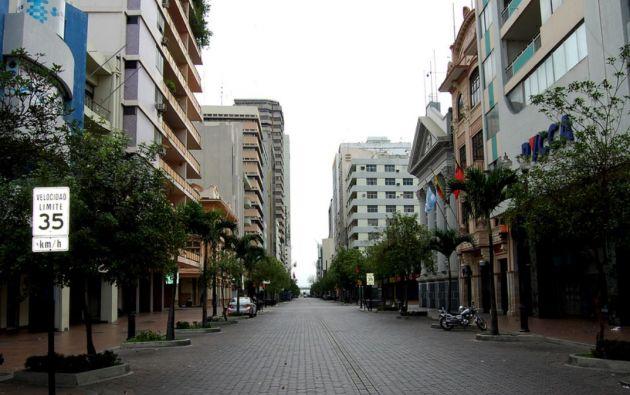 """""""Recuperaremos espacios en nuestra ciudad a través de la peatonalización de un sector del centro de la ciudad"""", informó la Alcaldía."""