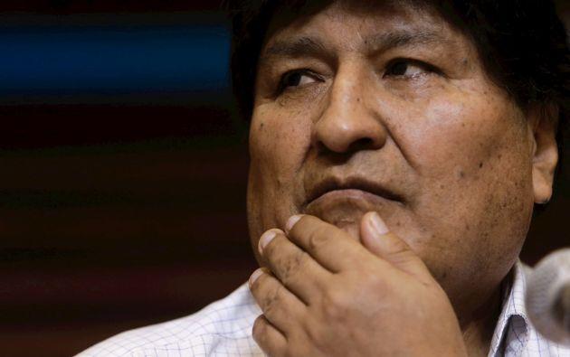 El expresidente de Bolivia, Evo Morales, asegura que el holgado triunfo del MAS en las elecciones del domingo pasado demuestran que en las del año pasado no hubo fraude.