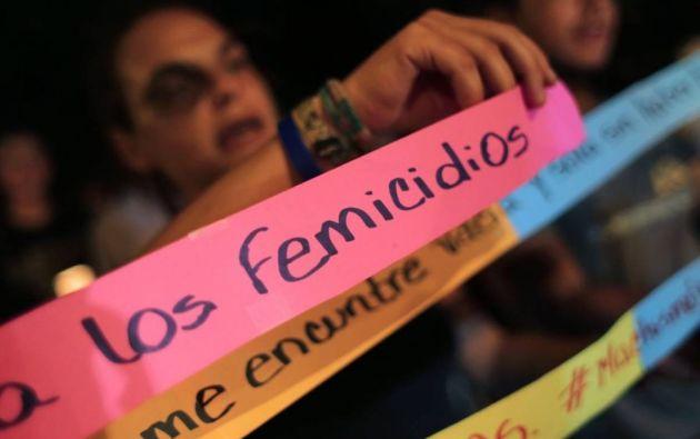 """Según el estudio de Aldea, en el 30 por ciento de los femicidios registrados en Ecuador los perpetradores eran hombres que ya tenían antecedentes de violencia, y en un 6 por ciento de casos las víctimas habían obtenido previamente una """"boleta de auxilio"""""""