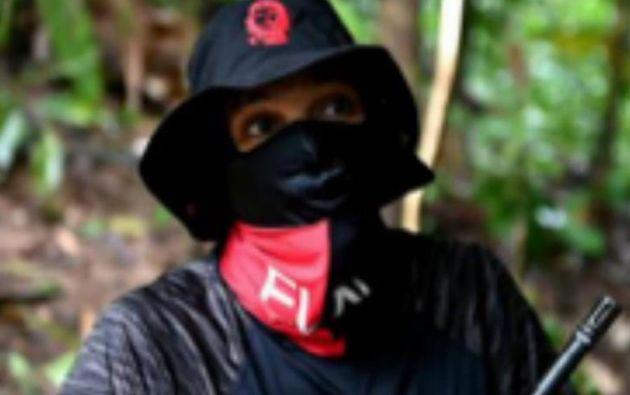"""Fotografía de archivo sin fechar cedida por la Fiscalía de Colombia que muestra al guerrillero Andrés Vanegas Londoño, alias """"Uriel"""". Foto: EFE."""