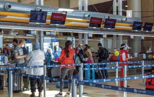 De los 85 millones de dólares en promedio que facturaban las aerolíneas al mes, hoy apenas llegan a 16 millones.