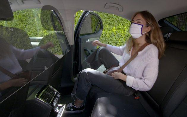 Durante la pandemia, Cabify lleva a cabo una identificación de zonas de riesgo para conductores, limitando las operaciones o desactivando el pago en efectivo. Foto cortesía.