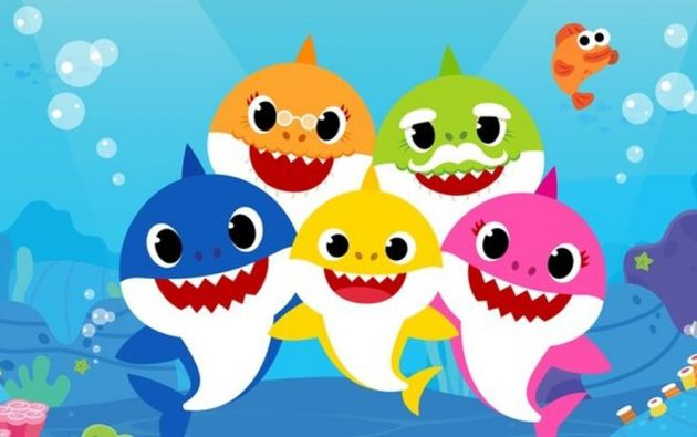"""La canción surcoreana """"Baby Shark"""" es el video más visto en YouTube, al superar las 7.044 millones de reproducciones."""