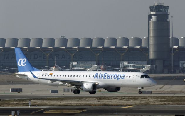 Desde el inicio de la pandemia, Air Europa tiene unos ingresos mínimos, que llegaron a cero durante el estado de alarma.