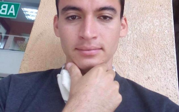 Antes del hallazgo, Byron Analuisa había compartido en su cuenta Facebook el llamado de alerta de los familiares de Yomira.