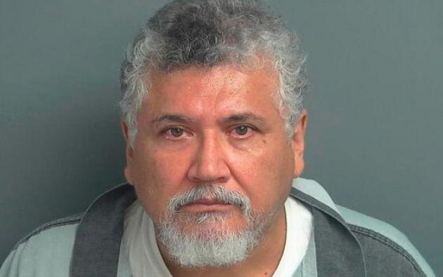 El sacerdote Manuel La Rosa-Lopez . Foto: Oficina del Sheriff del Condado de Montgomery