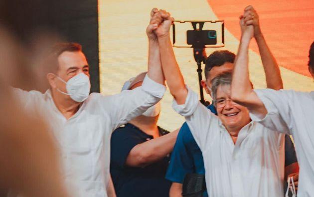 La dirigencia del PSC había convocado a sus seguidores para presentar su lista de candidatos a asambleístas.