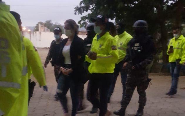Su detención se llevó a cabo la tarde del viernes 6 de noviembre, luego de lo que se efectuaron varios allanamientos.