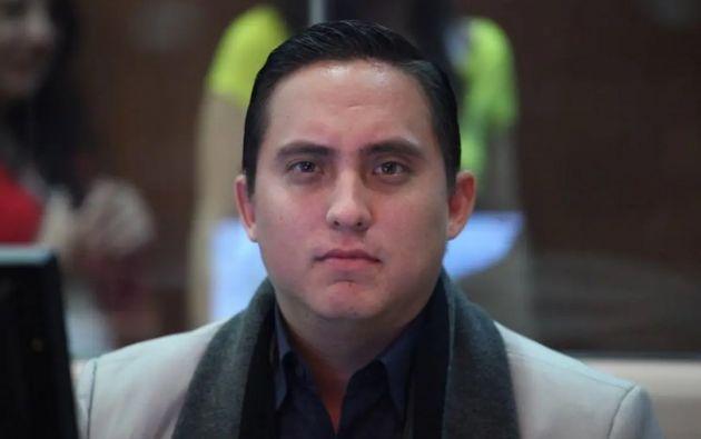 El exasambleísta Daniel Mendoza se acogió al procedimiento abreviado.