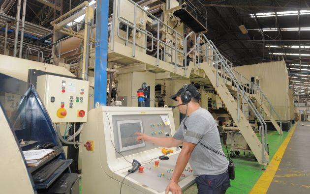Procarsa es una de las mayores proveedoras de cajas de cartón corrugado para la exportación de diversos productos. Foto Enfoque.