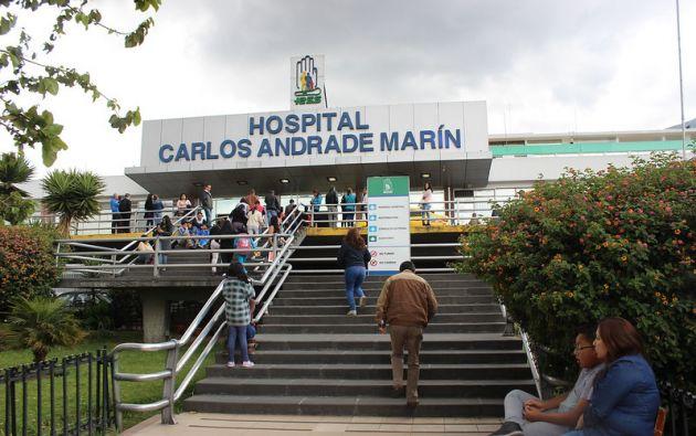 El hospital Carlos Andrade Marín, en Quito, reporta el mayor perjuicio por medicamentos caducados.