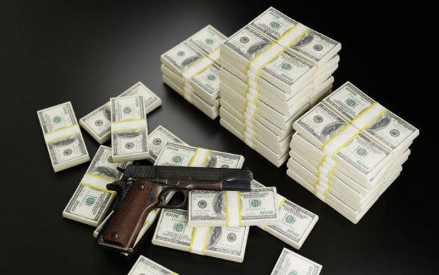"""A Burbano, alias """"El Señor"""" o """"Lucio"""", se le incautaron 8.500 millones de pesos (unos 2,3 millones de dólares de hoy)."""