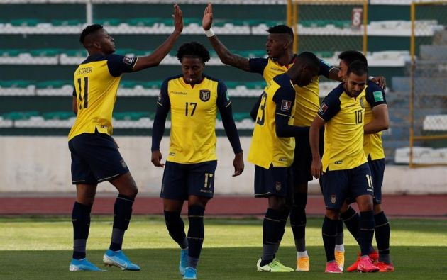 El partido de este martes contra Colombia es la cuarta fecha de las eliminatorias sudamericanas del Mundial de Catar 2022. Foto: EFE