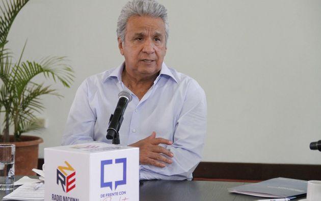 """Moreno manifestó que su labor es """"dejar un acuerdo encaminado"""" con EE.UU."""