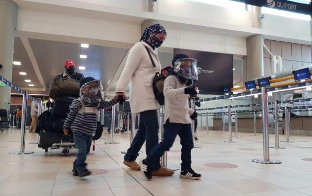Los vuelos restantes están previstos para el 20 y 27 de noviembre, en los cuales se prevé viajarán venezolanos que desean regresar a su país.
