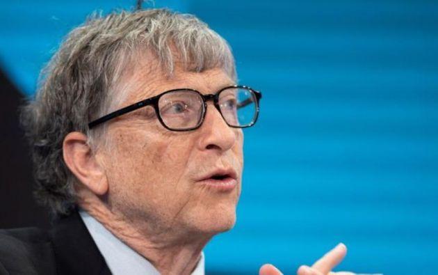 El magnate Bill Gates. Foto: EFE