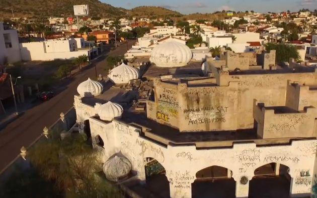 """La mansión de Carrillo, """"Las Mil y una noches""""."""