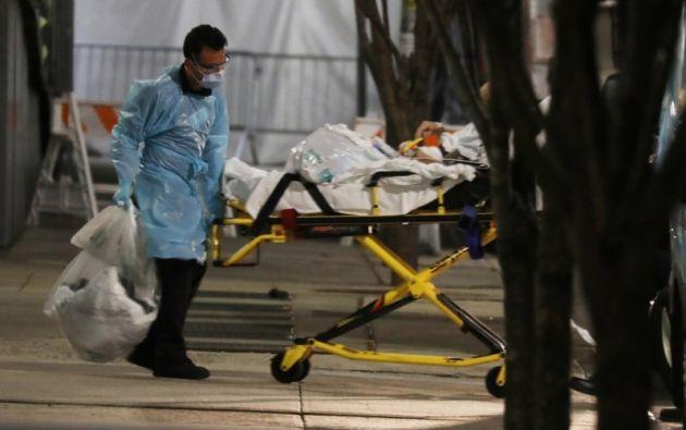 A pesar de que todavía hay exceso de muertes en relación al promedio anual ecuatoriano, los números actuales se alejan de los picos de fallecidos en abril y junio, en pleno confinamiento por la pandemia.