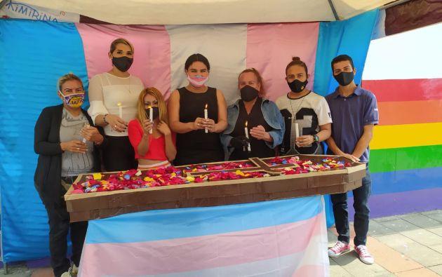 En lo que va de 2020 se han registrado cerca de 13 asesinatos a personas LGTBI, de los que 11 fueron confirmados: cinco dirigidos a hombres gays y seis a mujeres trans.