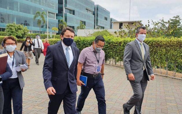 Según el Municipio de Guayaquil, la cartera de Finanzas les debe 30 millones de dólares por el concepto de la devolución de IVA que corresponden a abril de 2014 y los meses desde septiembre de 2019 hasta abril de 2020.