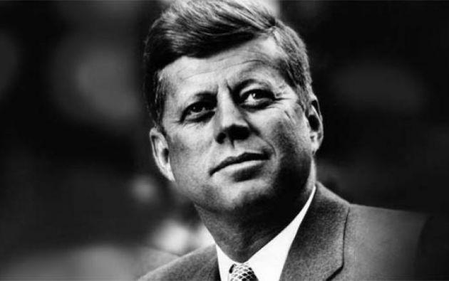 John F. Kennedy el el trigésimo quinto presidente de los Estados Unidos.