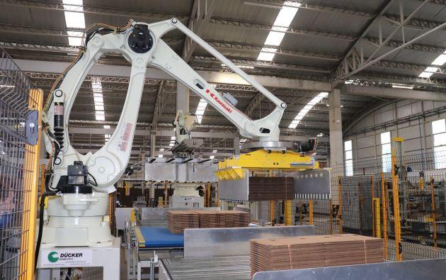 Varias empresas han dado un paso para transformar sus líneas de producción orientadas hacia la industria 4.0. Foto cortesía.