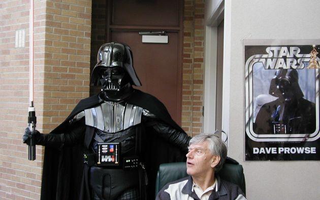 El actor británico Dave Prowse, que dio vida a Darth Vader en la trilogía original de La Guerra de las Galaxias, ha fallecido a los 85 años.