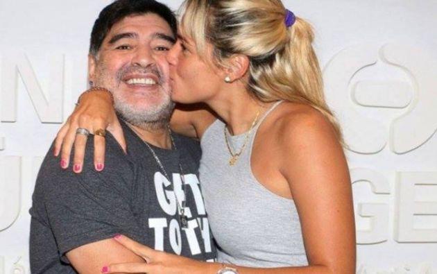 Rocío Oliva sostuvo una relación de seis años con el astro del fútbol argentino.