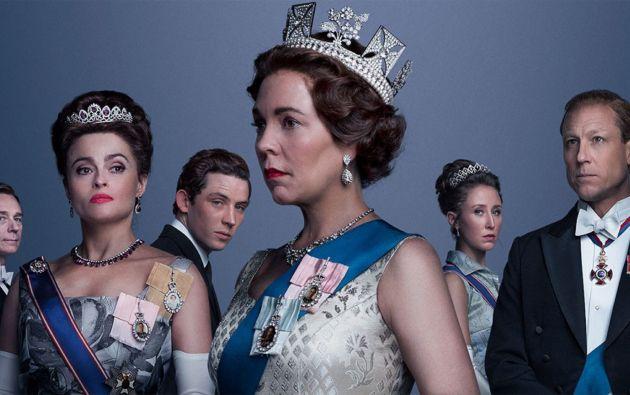 """Un 35 % de los británicos afirma que su impresión de los """"royals"""" ha mejorado """"mucho o un poco"""" tras ver la serie."""