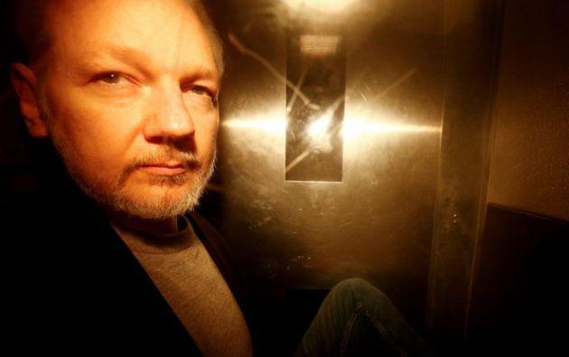 Melzer recordó que Assange sufre dolencias respiratorias previas que lo hacen especialmente vulnerable a la COVID-19: Foto archivo
