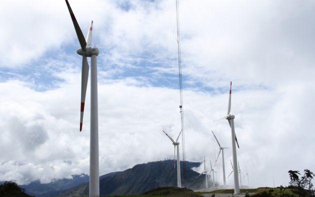 Las empresas asumirán la concesión de los proyectos Villonaco II y III y fotovoltaico El Aromo. Foto: Cortesía