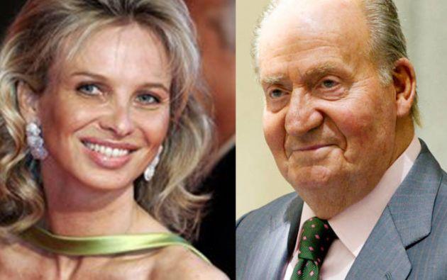 Corinna Larsen y el Rey Juan Carlos I