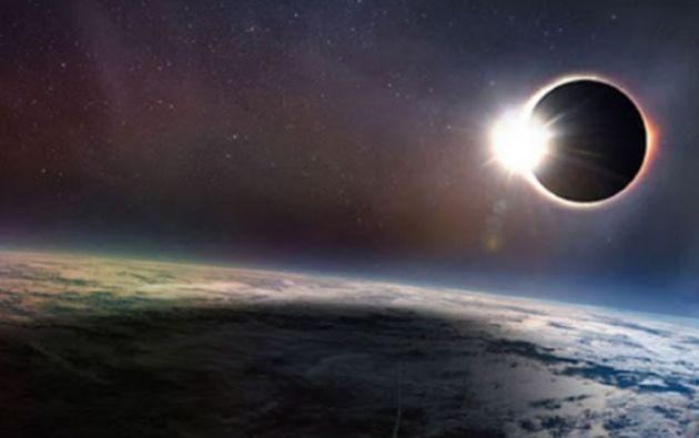 Durante 24 minutos la luna nueva pasará por la cara del Sol y lo cubrirá completamente durante no más de 120 segundos.