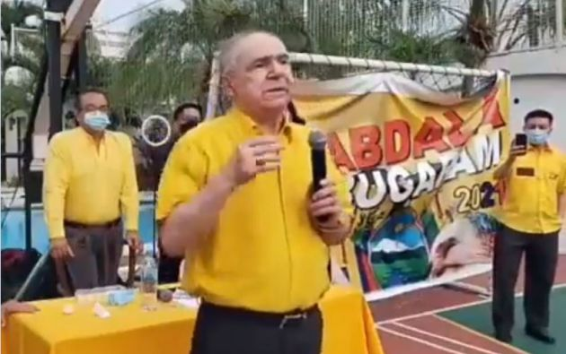 El CNE anunció que está en firme la candidatura a asambleísta de Bucaram Ortiz.