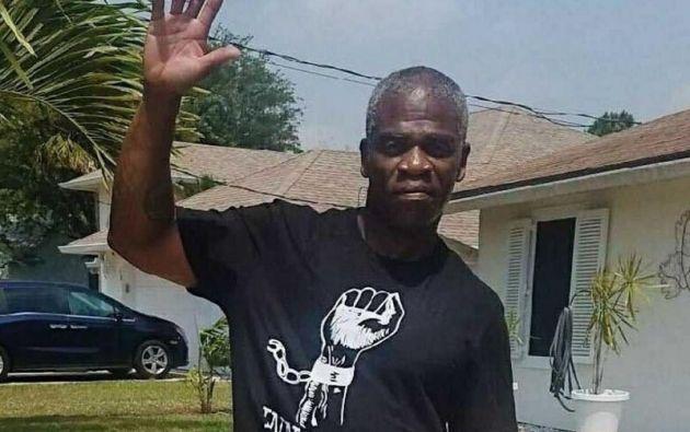 Se trata de Leonard Cure, de 51 años, quien fue inculpado en Florida por un robo a mano armada en una tienda de licores. Foto tomada de: El Heraldo